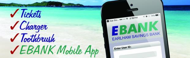 EBANK Mobile App